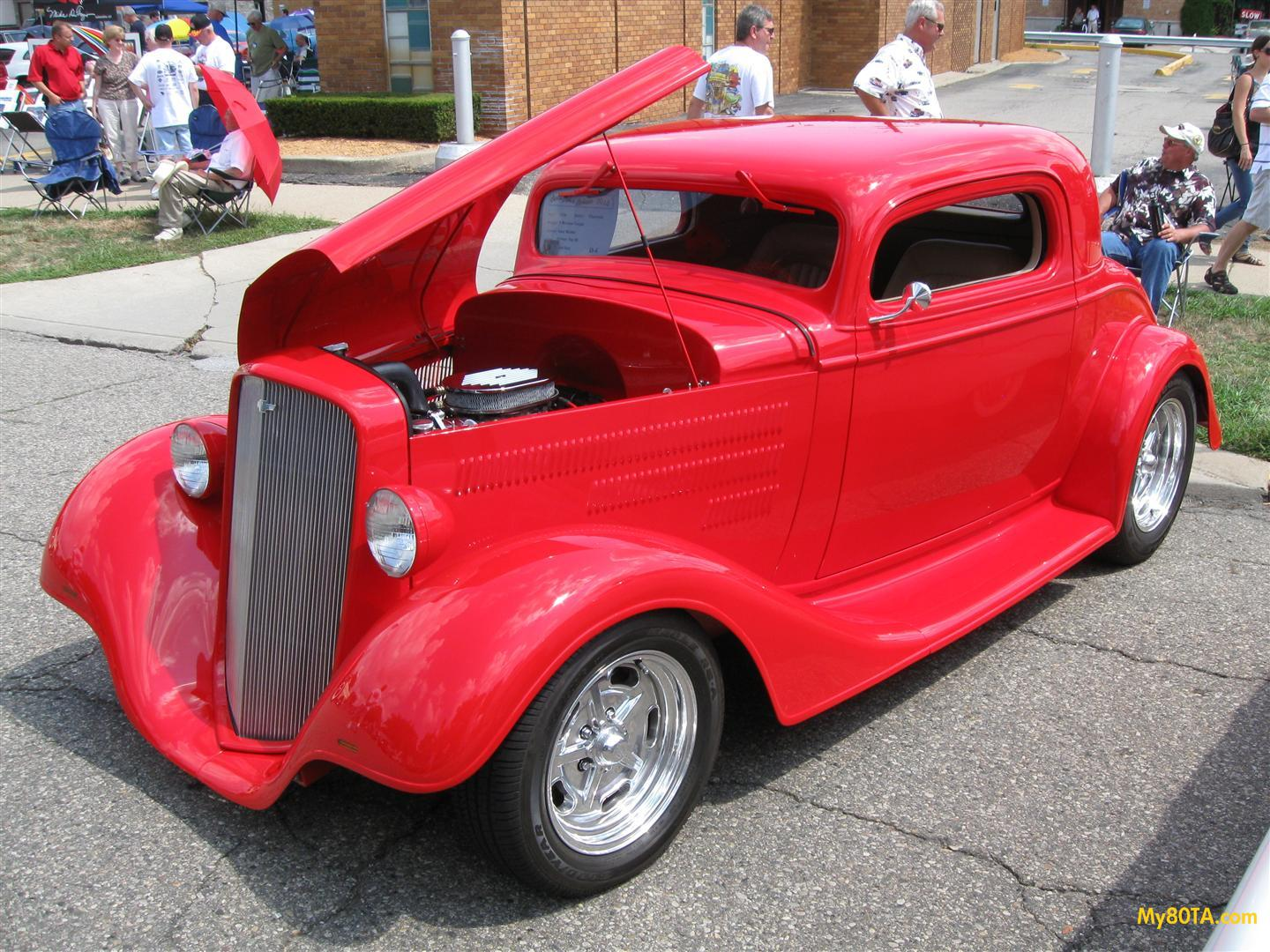 Rockin' Rods 2010 Photo